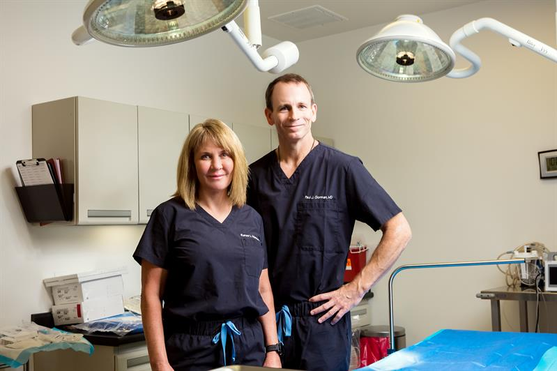 Two Cosmetic Surgeons at GLOW Surgical Arts
