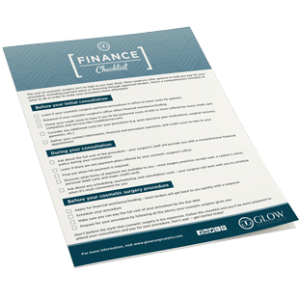Finance Checklist